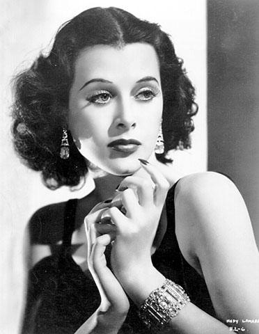 BritneySpears.ac: Introduction, HEDY LAMARR Inventor/Film Star